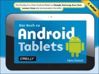Dorsch: Das Buch zu Android Tablets