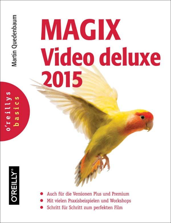 Quedenbaum: Magic Video deluxe 2015