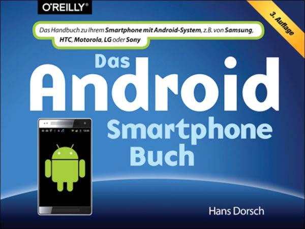 Dorsch: Das Android-Smartphone Buch