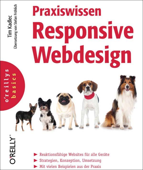 Kadlec: Praxiswissen Responsive Webdesign