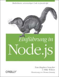 Hughes-Croucher: Einführung in Node.js