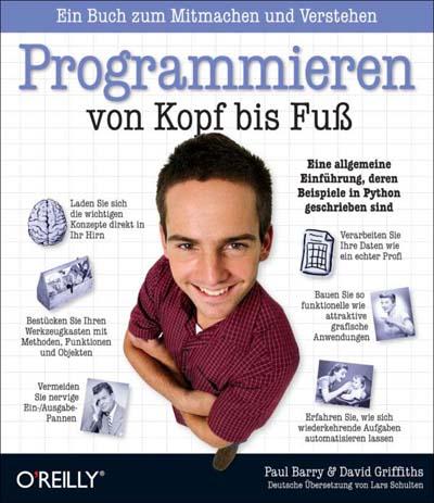Barry: Programmieren von Kopf bis Fuß