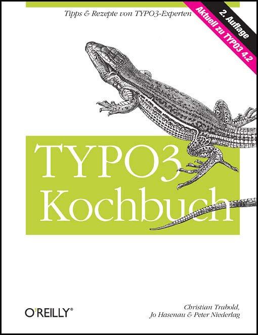 Trabold: Typo3 Kochbuch