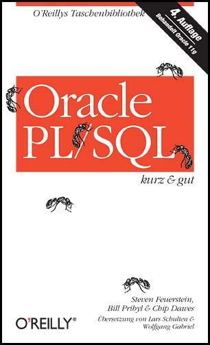 Feuerstein: Oracle PL/SQL