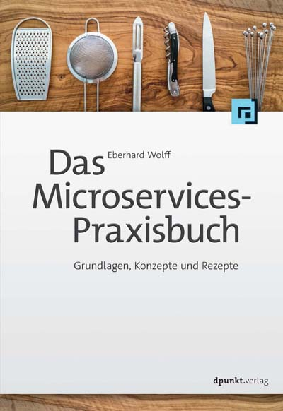 Microservices Praxisbuch Cover