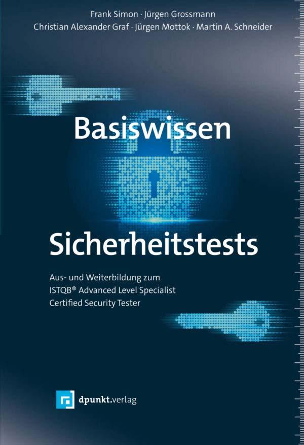 Simon et al.: Basiswissen Sicherheitstests
