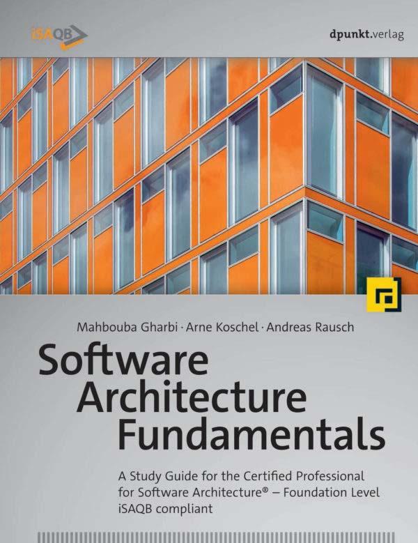 Gharbi et al.: Software Architecture Fundamentals
