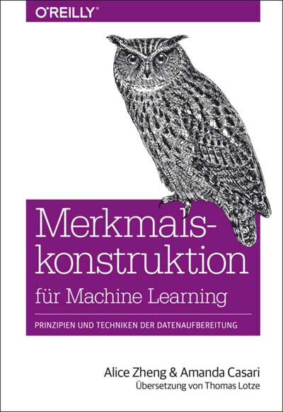 Zheng: Merkmalskonstruktion für Machine Learning