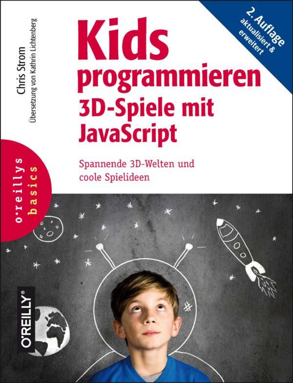 Strom: Kids programmieren 3D-Spiele mit JavaScript
