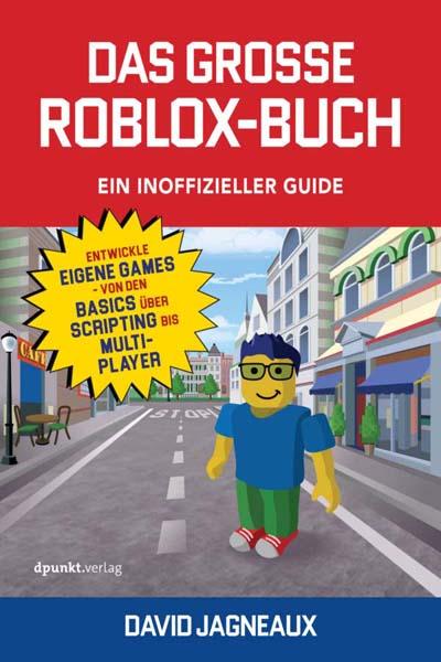 Jagneaux: Das große Roblox-Buch