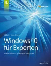 Bott: Windows 10 für Experten