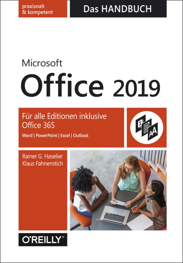 Haselier: Microsoft Office 2019