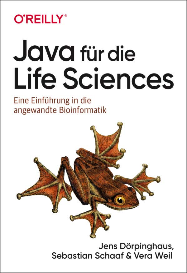 Dörpinghaus: Java für die Life Sciences