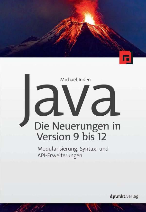 Inden: Java - die Neuerungen von 9-12