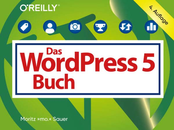 Sauer: Das WordPress 5 Buch