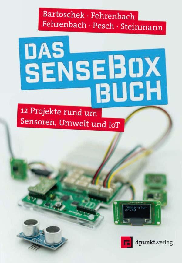 Bartoschek: Das senseBox Buch