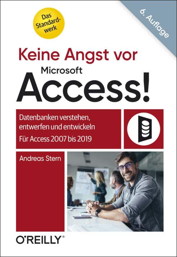 Stern: Keine Angst vor Microsoft Access