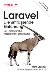 Stauffer: Laravel - die umfassende Einführung