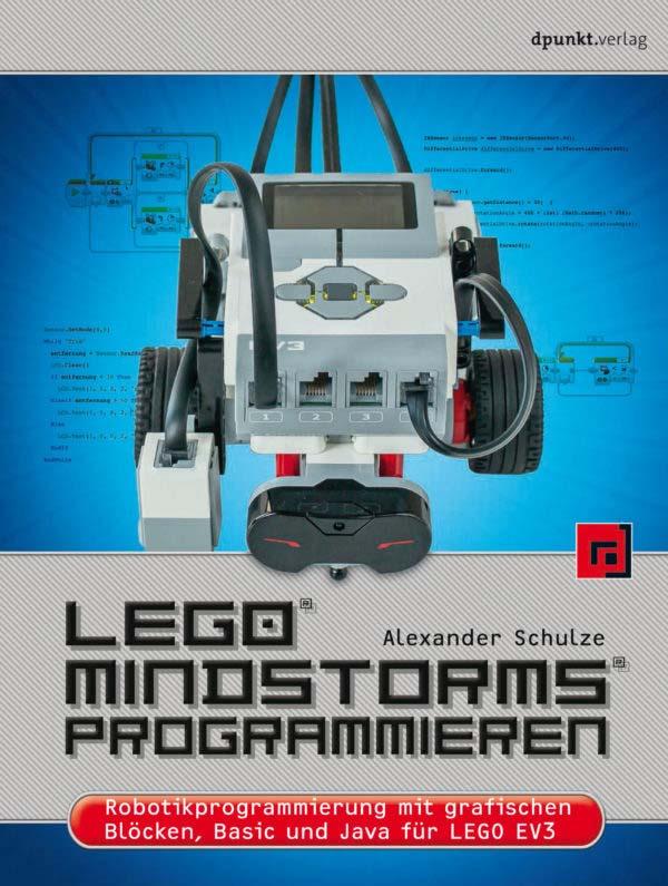 Schulze: Lego Mindstorms programmieren