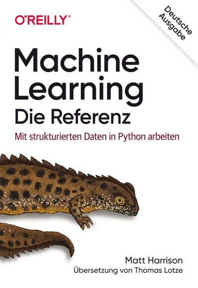 Harrison: Machine Learning - Die Referenz
