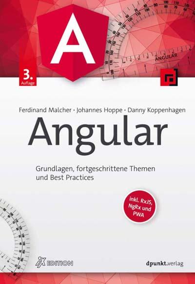 Malcher: Angular, 3. Auflage