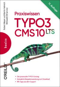 Meyer: Typo3 CMS10 LTS