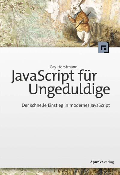 Horstmann: Javascript für Ungeduldige