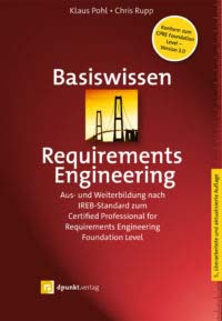 Pohl/Rupp: Basiswissen Requirements Engineering, 5. Auflage