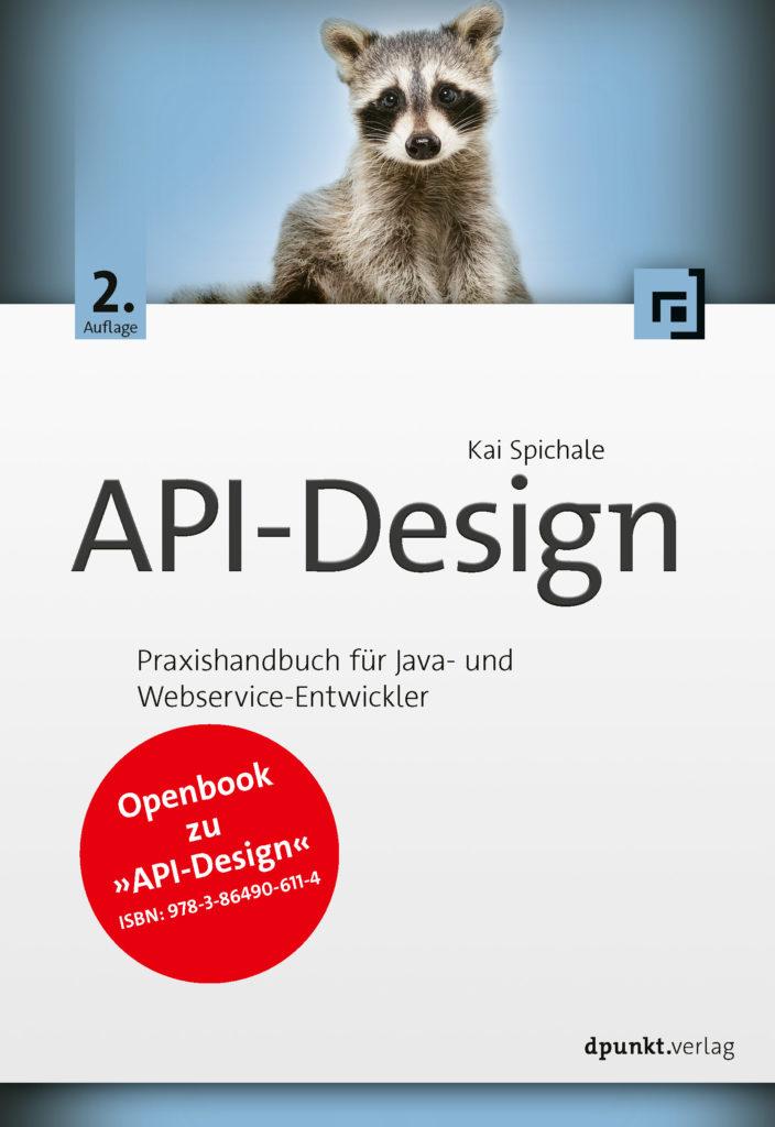 Openbook API-Design 2. A.
